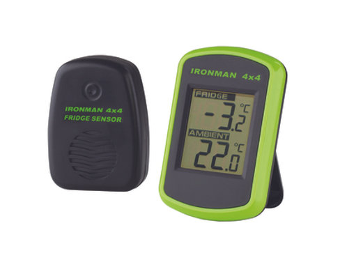 IRONMAN WIRELESS LCD FRIDGE THERMOMETER