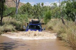 El Questro, Pentecost River Crossing
