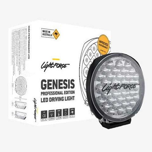LIGHTFORCE GENESIS PROFESSIONAL EDITION LED DRIVING LIGHT