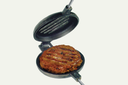 ROME WILDERNESS HAMBURGER GRILLER