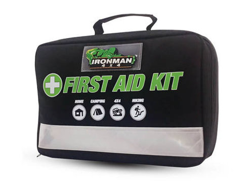 IRONMAN LARGE FIRST AID KIT