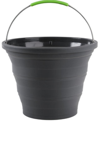 IRONMAN COLLAPSIBLE BUCKET 10L CAPACITY