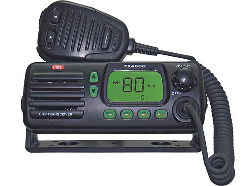 GME TX4600 Waterproof UHF Radio