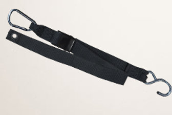 SAFEGUARD CARGO STRAP S HOOK CARGO NET / 2 PACK