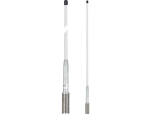 GME AE4703 UHF H/D Radome Antenna, WHITE 6.6dBi