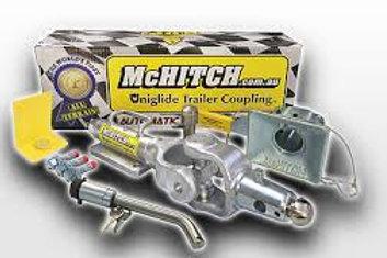 McHITCH 2 TONNE BOX TRAILER AUTOMATIC COUPLER