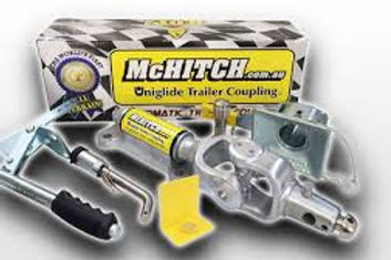 McHITCH 2 TONNE BOLT ON AUTOMATIC COUPLER