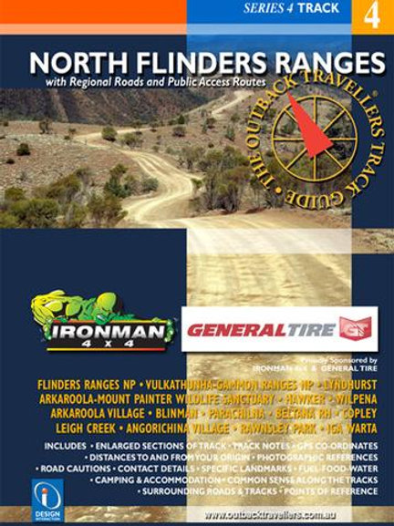 HEMA NORTH FLINDERS RANGES