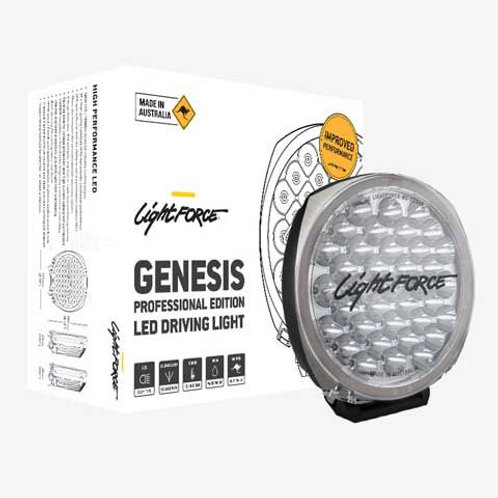 LIGHTFORCE GENESIS PROFESSIONAL EDITION LED WITH CHROME BEZEL
