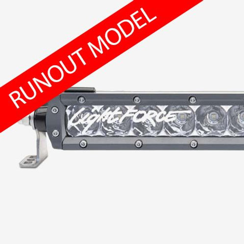 "LIGHTFORCE 6"" DUAL ROW LED LIGHT BAR"