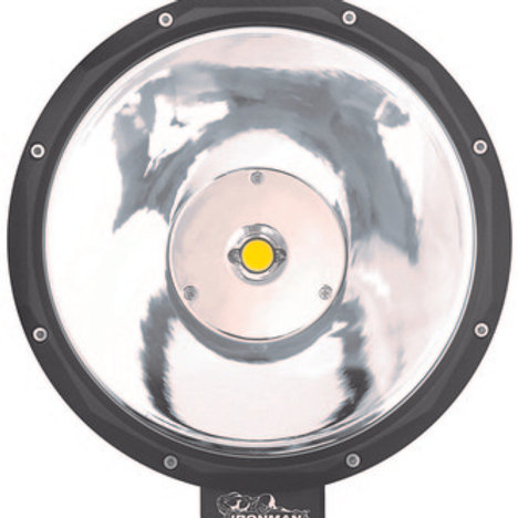 "IRONMAN 9"" COMET LED DRIVING LIGHT"