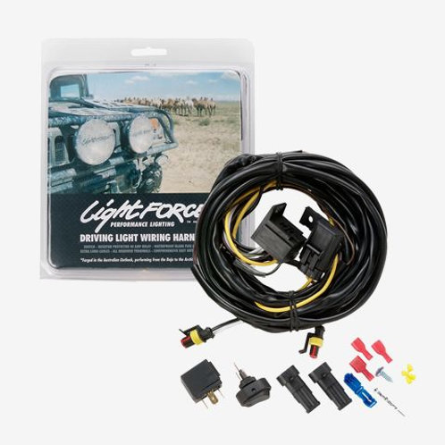 LIGHTFORCE 24V WIRING HARNESS