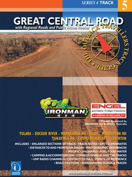 HEMA GREAT CENTRAL ROAD TRACK GUIDE