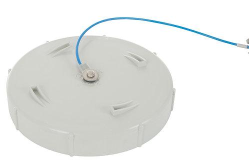 RHINO RACK CONDUIT END CAP (150MM)