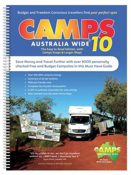 HEMA CAMPS 10 SPIRAL BOUND EASY READ