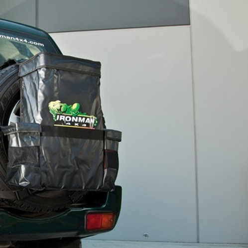 IRONMAN REAR WHEEL CARRIER BAG 55L CAPACITY