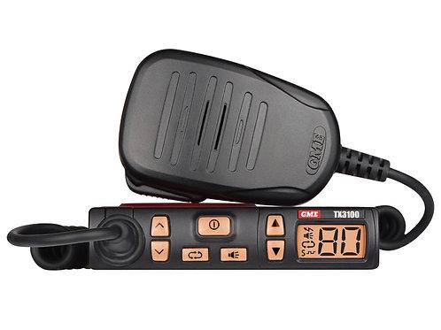GME TX3100DP Super Compact UHF CB Radio
