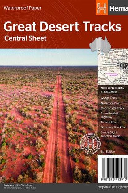 HEMA GREAT DESERT TRACKS CENTRAL