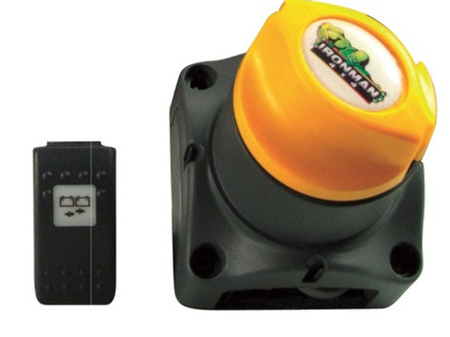 IRONMAN 275 AMP DUAL BATTERY MANAGER
