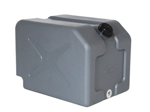 IRONMAN 40L DOUBLE JERRY CAN WATER TANK