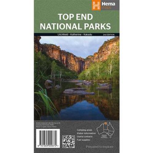 HEMA TOP END NATIONAL PARKS: LITCHFIELD