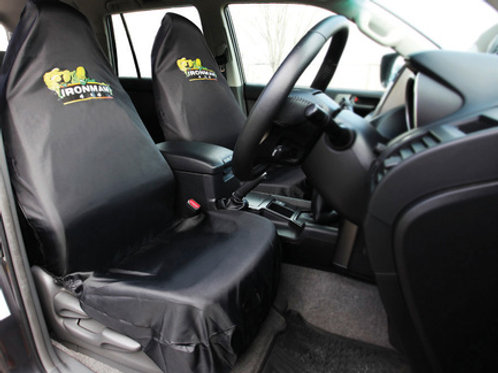 IRONMAN SEAT COVERS