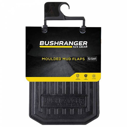 BUSHRANGER MOULDED MUD FLAPS SMALL