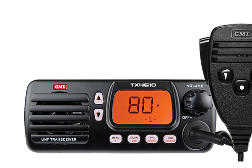 GME TX4610 IP67 Waterproof UHF Radio
