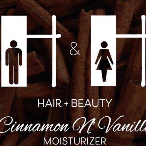 Cinnamon N' Vanilla Moisturizer