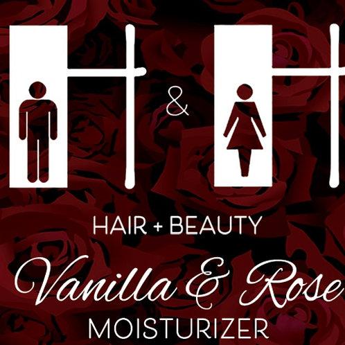 Vanilla N' Rose Moisturizer