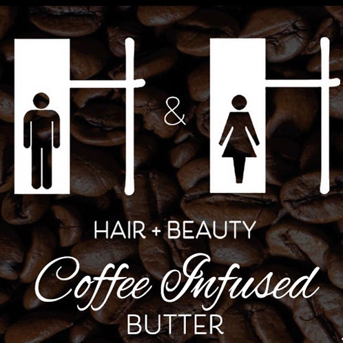 Coffee Infused Hair & Body Butter