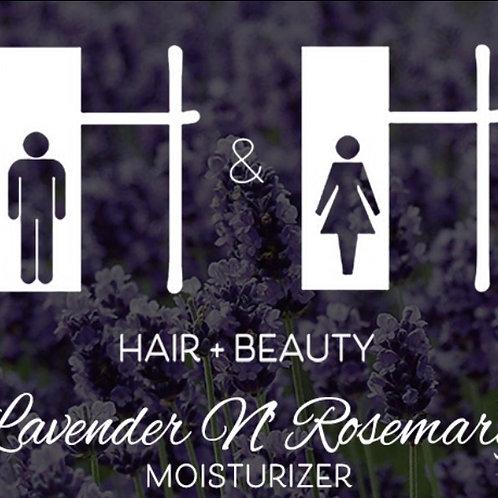 Lavender N' Rosemary Moisturizer