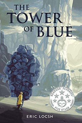 The Tower of Blue By Eric Locsh