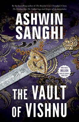 Vault of Vishnu by Ashwin Sanghi