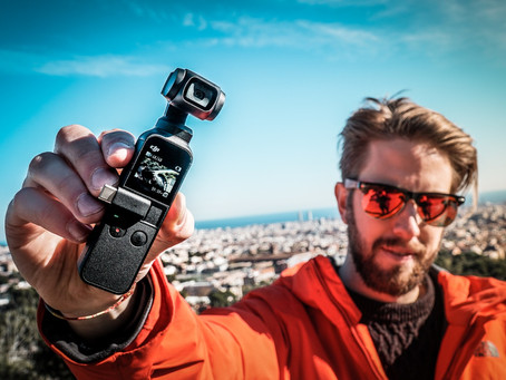 We tested the new DJI Osmo Pocket (WetalkUAV)