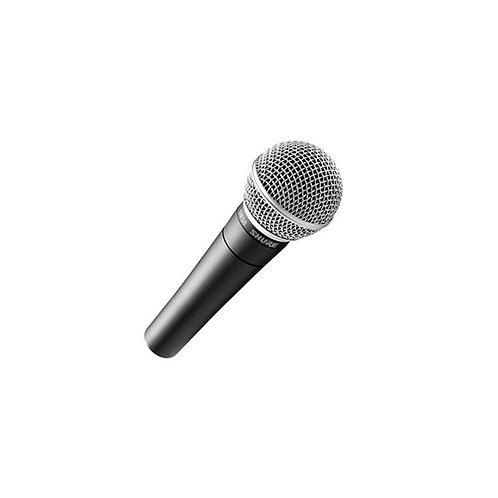 Shure SM58 handheld microfoon