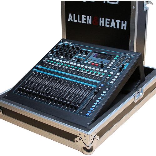 Allen & Heath QU-16 digital mixer