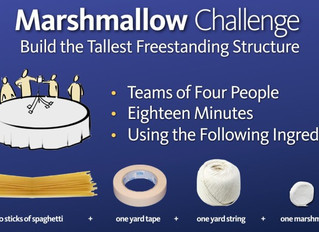 Every Project has a Marshmallow!