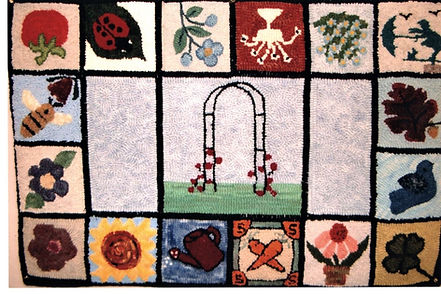 Friendship Rugs -  2004 - Kay Porter.jpg