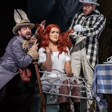 Alice's Adventures Underground, Royal Opera House Covent Garden