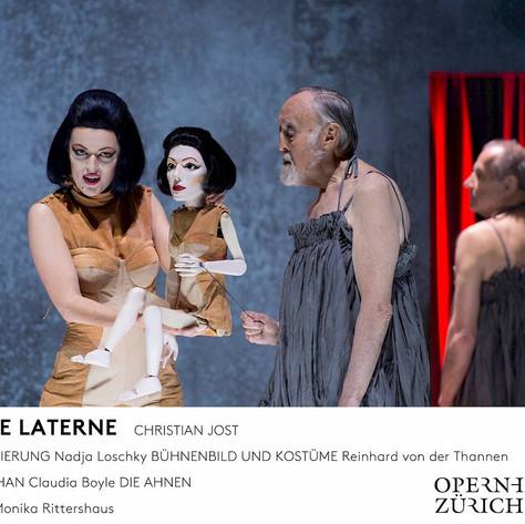 Die Rote Laterne, Zürich Opera House