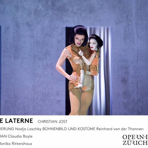 Orest, Zürich Opera House