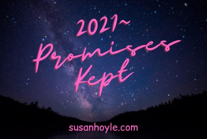 2021 Promises Kept