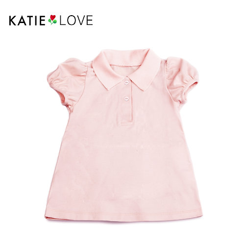 Milk Baby Polo Dress