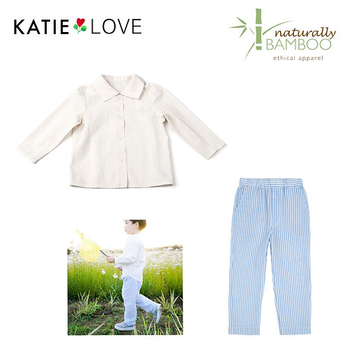Everyday Casual Set (2 - 6T)