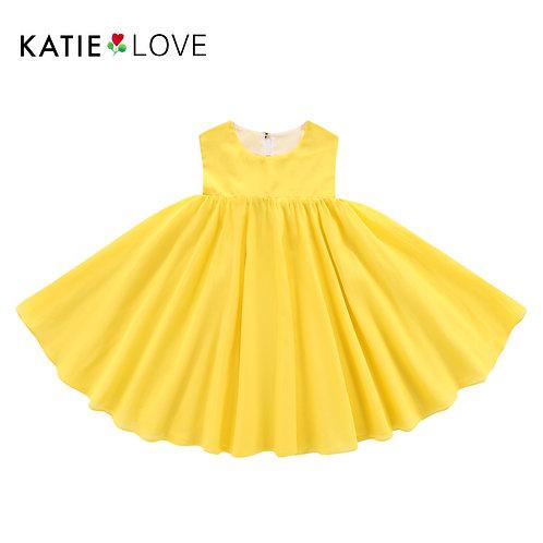 Silk Cotton Reversible Dress