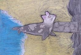 Hybrid animal by Clementine