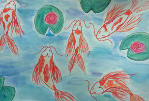 Watercolour by Ava