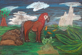 Hybrid animal by Emma B