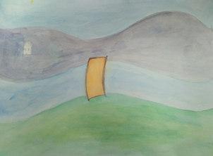 Watercolour by Linda